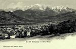 Sallanches - et le Mont-Blanc