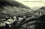 Lullin - Vue générale prise de la Motte