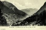Morzine - Le Vallée du Col de Coux et Dent du Midi