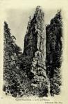 Saint-Pierre-de-Grande-Chartreuse - Le Pic de l'Œillette