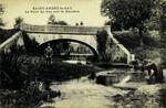Saint-André-le-Gaz - Le Pont du Gaz sur le Bourbre