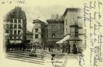 Saint-Etienne -Place du Peurie