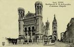 Lyon - Basilique de N-D de Fourvière et ancienne Chapelle