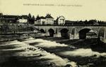 Saint-Genix-sur-Guiers - Le Pont sur le Guiers