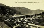 Termignon (Savoie) - Vue générale et Vallée de l'Arc