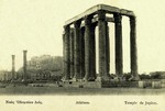 Greece – Athens – Temple of Jupiter