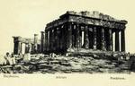 Greece – Athens – Parthenon