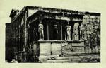 Greece - Athens - Erechtheion
