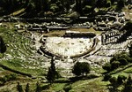 Greece – Athens – Theater of Dionysus