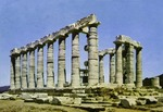 Greece – Sounion – Temple of Poseidon