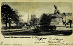 Antwerp - Le Square Boduoguat