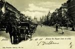 Antwerp - Avenue De Keyser (vers la ville)