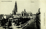 Antwerp - Place Verte et Cathédrale