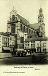 Antwerp - Extérieur de l'Église St. Paul