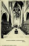 Antwerp -  La Nef de la Cathédrale