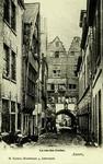 Antwerp - La rue des Crabes