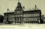 Belgium – Antwerp – L'Hôtel de Ville