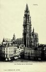 Belgium – Antwerp – La Flèche de la Cathédrale