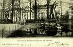 Belgium – Antwerp – Monument du Commandant Coquilhat