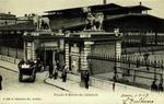 Belgium – Antwerp – Façade & Entrée de l'Abattoir