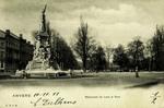 Antwerp - Monument de Loos et Parc