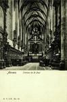 Belgium – Antwerp – Intérieur de St. Paul