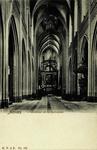 Antwerp - Intérieur de la Cathédrale