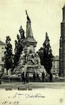 Belgium – Antwerp – Monument Loos
