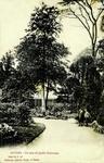 Antwerp - Un coin du Jardin Botanique
