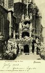 Antwerp - Le Calvaire á l'égl. St. Paul