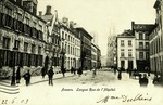 Belgium – Antwerp – Longue Rue de l'Hôpital