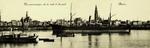 Belgium – Antwerp – Vue Panoramique de la Rade et du Port