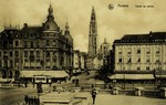 Antwerp - Canal au sucre