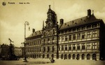 Antwerp - Hotel de ville