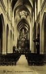 Antwerp - La nef principale de la Cathédrale