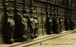 Antwerp - Les confissionnaux de l'Eglise St. Paul
