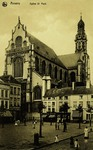 Belgium – Antwerp – Église St. Paul