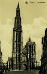 Belgium – Antwerp – La Cathédrale