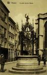 Antwerp - Le puits Quinten Matsys