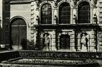 Belgium – Antwerp – Rubenshuis – Zijgevel van het Atelier