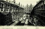 Antwerp - Cour du Musée Plantin