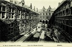 Belgium – Antwerp – Cour du Musée Plantin