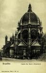 Brussels - L'église Ste. Marie à Schaerbeck