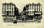 Brussels - La place Royale