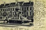 Brussels - Fontaine de Brouckère