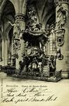 Brussels - Chaire de Sainte-Guldule