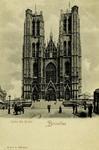 Brussels - Eglise Ste. Gudule