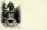 Brussels - Monument des Comtes d'Egmont et de Hornes