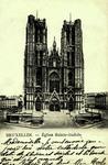 Brussels - Église Ste. Gudule