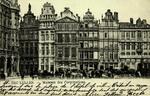 Brussels - Maison des Corporations